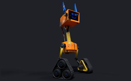 Explorer Rob, the Robot