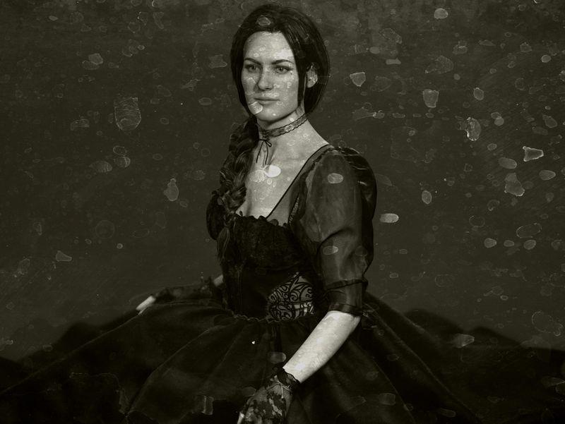 Jekyll & Hyde's Lucy Harris