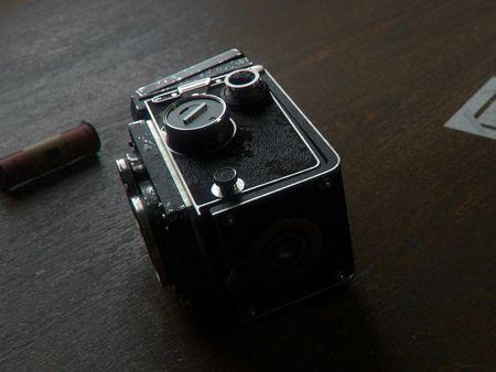 Rolleiflex - Timelapse