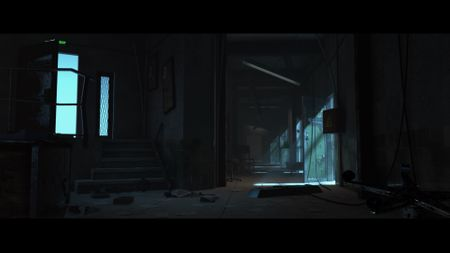 Scenes and animation for games