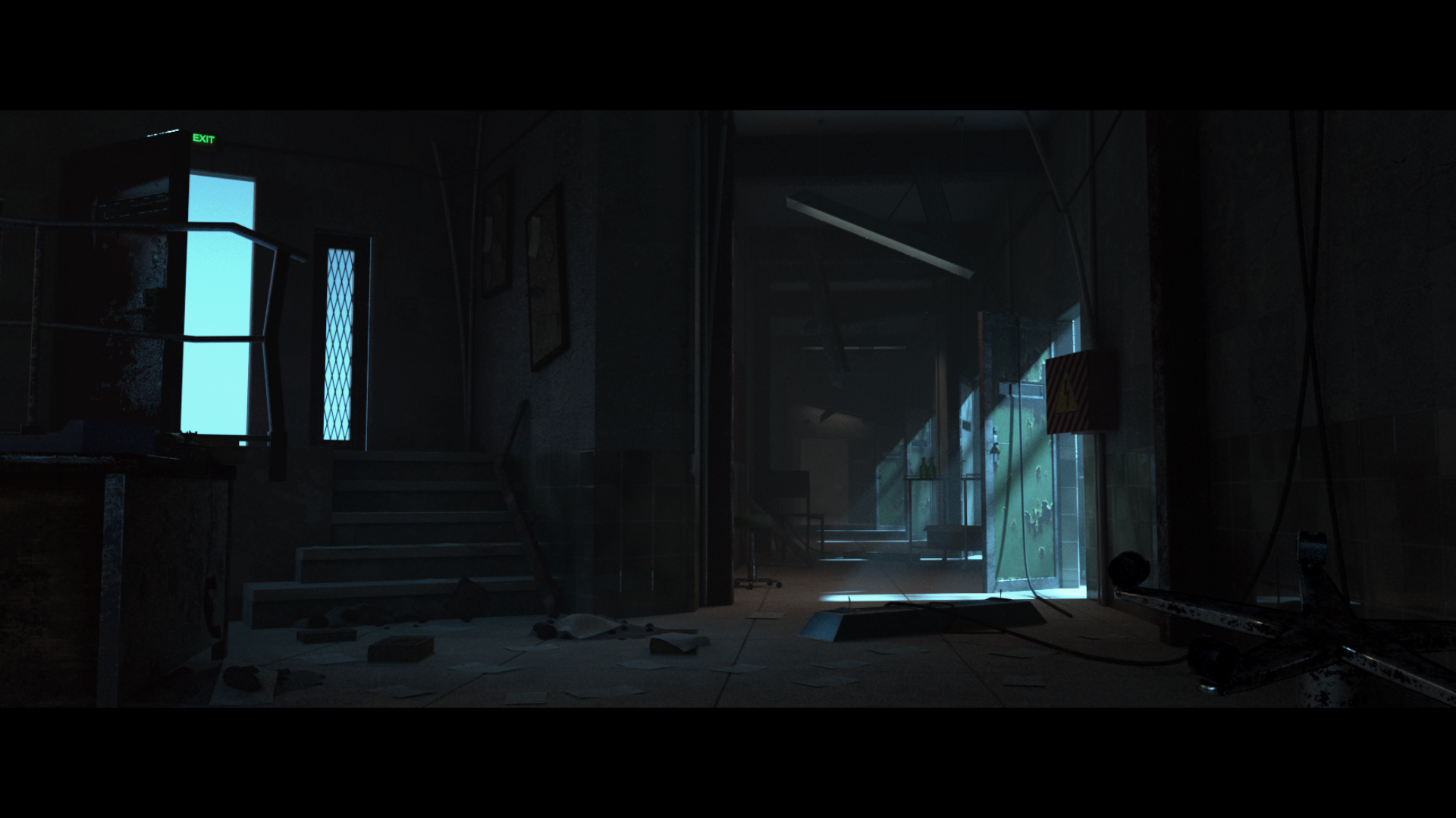 Scenes and animation for games | The Rookies