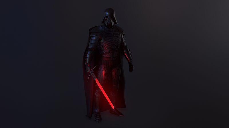 Wild Hunt Vader