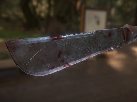 Weekly Drill #45 - SurvivalKnife