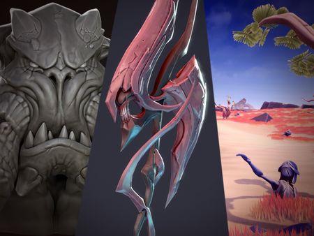 Colin Mugur - 3D Artist Entry