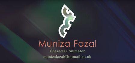 Muniza Fazal - Animation Showreel