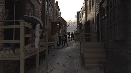 A Dangerous Alley (Peaky Blinders)