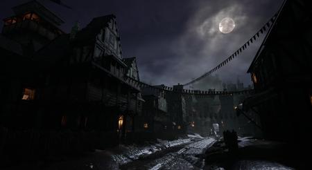 Medieval Castle - Final Major Project