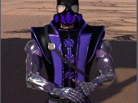 Samurai vs Cyborg
