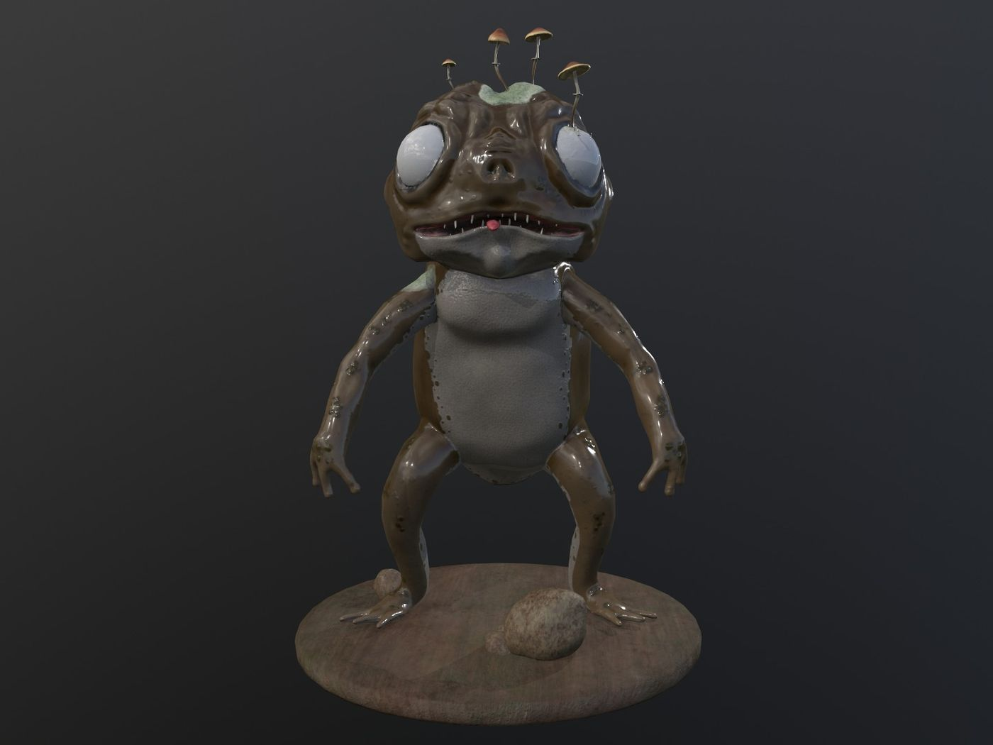 Zombie Toad