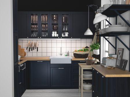 3D Modeling Kitchen