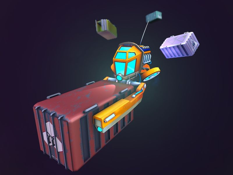 Space Forklift