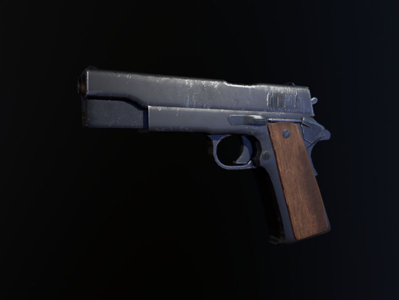 Simple Pistol