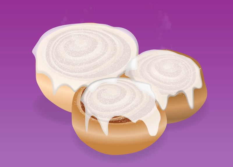 Tasty Desserts - Cinnamon Rolls