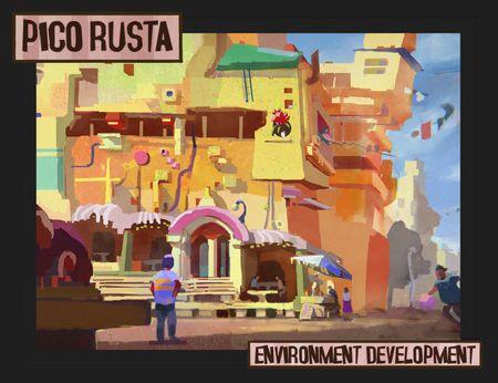 PICO RUSTA - ENVIRONMENT DEVELOPMENT