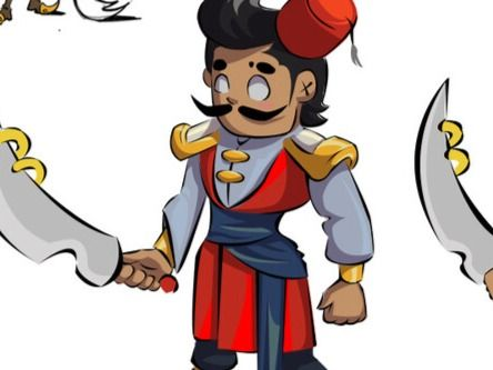 Ottoman Quest Character Design