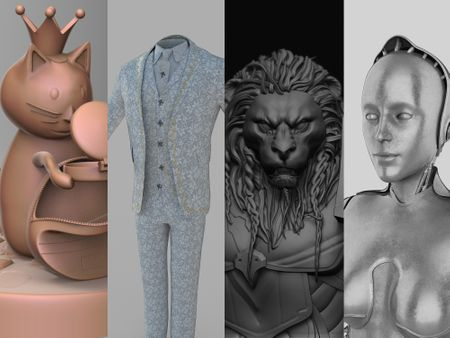 Character Art Projects