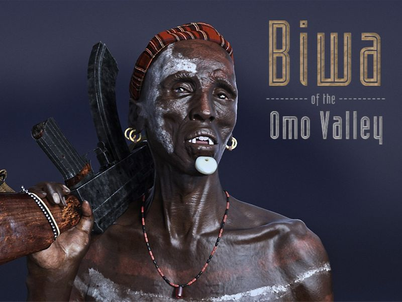 Biwa of the Omo Valley