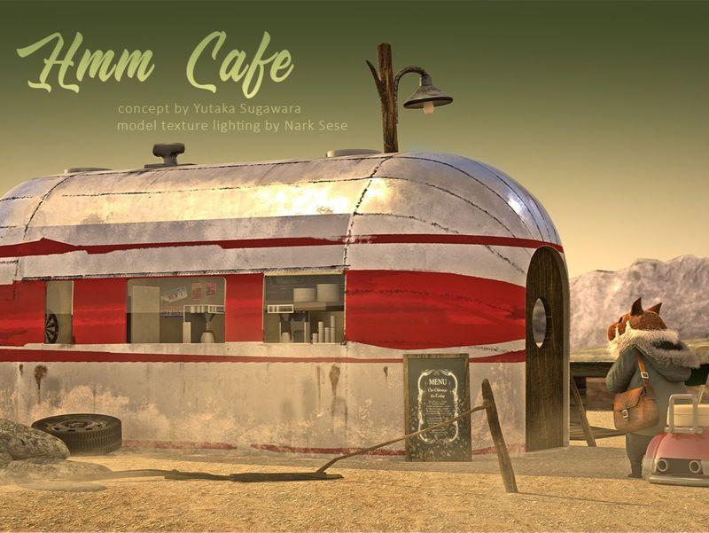 Hmm Cafe