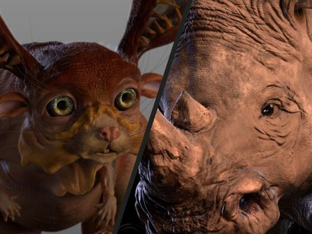CG Creatures