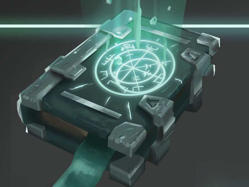 Runic Time Spellbook