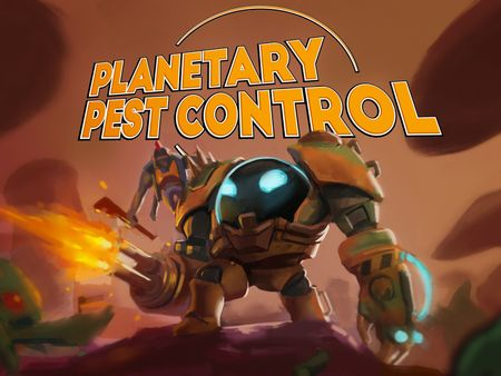 Planetary Pest Control Concept Art and other works