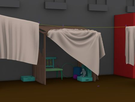 A Child's Hideaway