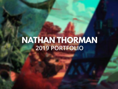 Nathan Thorman - Portfolio 2019