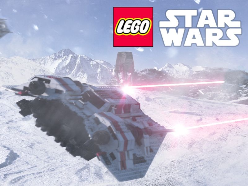 Lego StarWars - Hoth