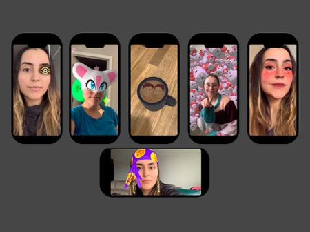 Augmented Reality Apps - Multi (iOS)