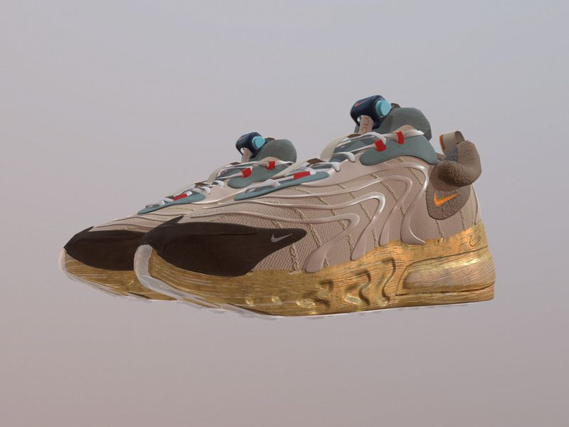 Weekly Drill 9 - Nike x Travis Scott Air Max 270 Cactus Trails