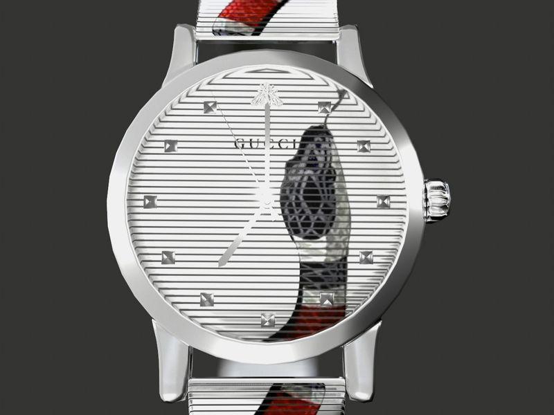 Weekly Drill 22 - Wrist Watch