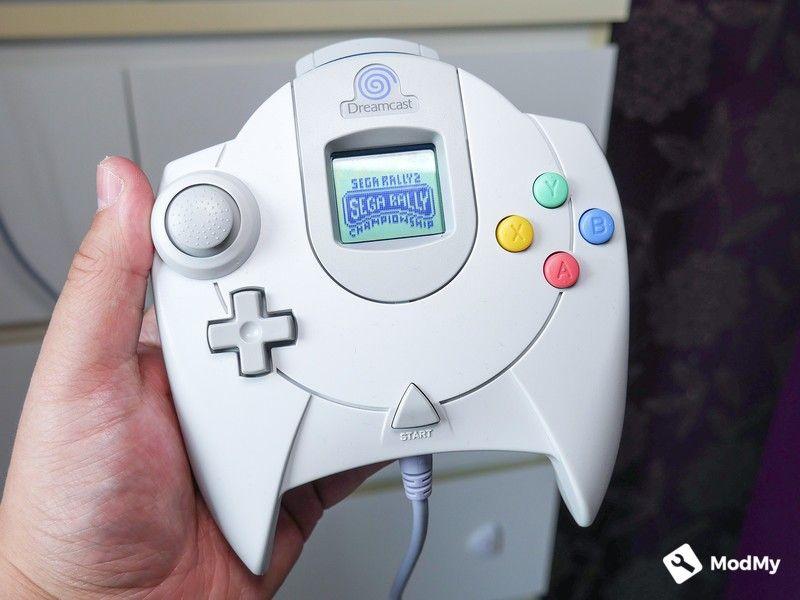 Dreamcast 6 Ncab