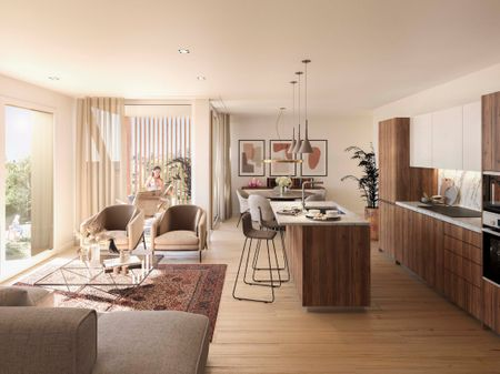 Interior Images, residential building in Bussigny