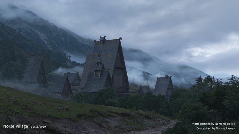 Norse Village