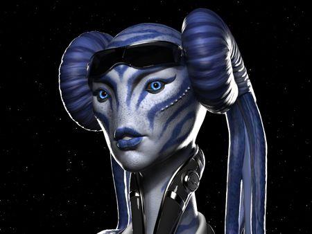 MIB Alien Agent