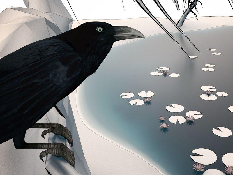 Carp and Crow