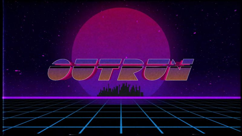 Advanced Compositing - Outrun