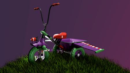 Buzz Lightyear Tricycle