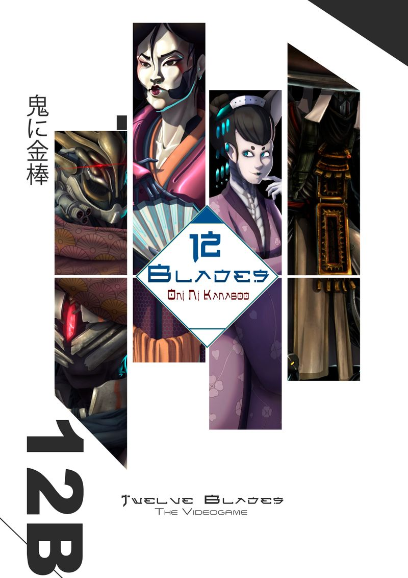 Twelve blades