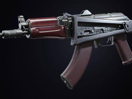 Krinkov - AKS 74u Carbine