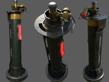 Fuel Cell Grenade