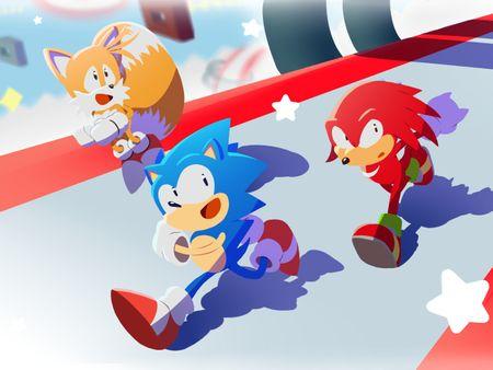 FANART: Sonic Mania