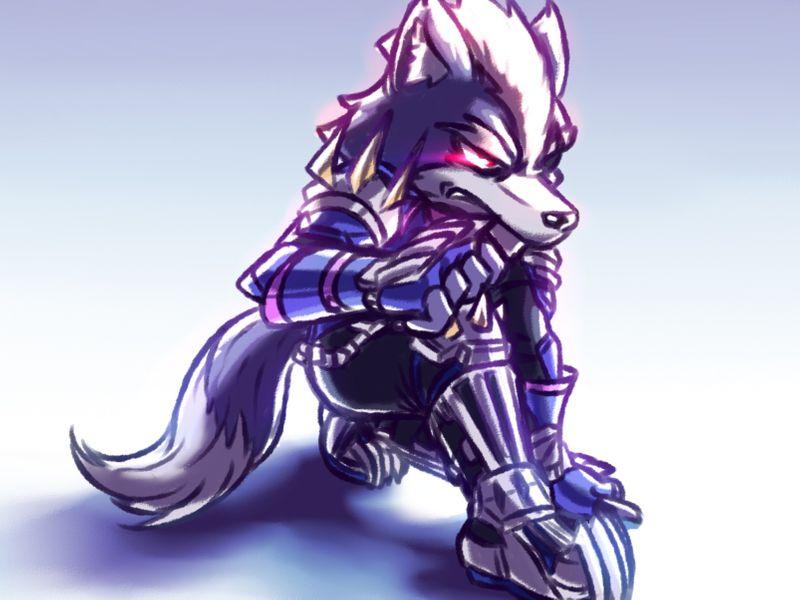 FANART: Wolf