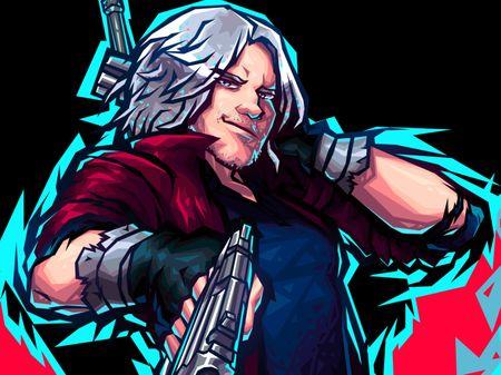 FANART:  Dante