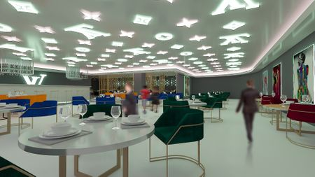 Interior Design-Hospitality Design