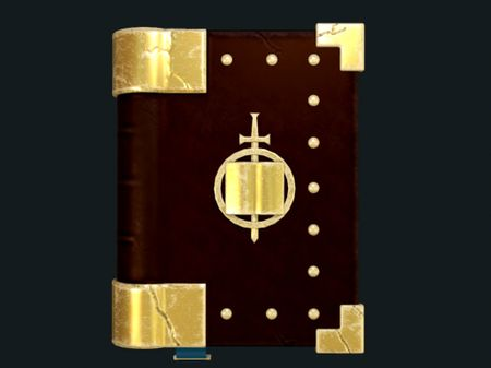 Paladin book