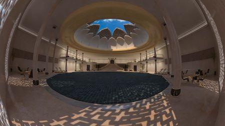 Arabian hotel