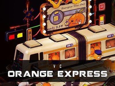 VC Orange Express