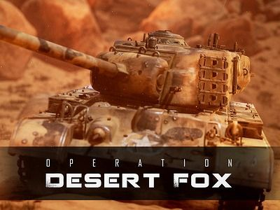 Operation : Desert Fox
