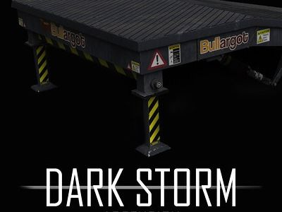 Dark Storm Ascension: Game Asset - Cargo Ramp